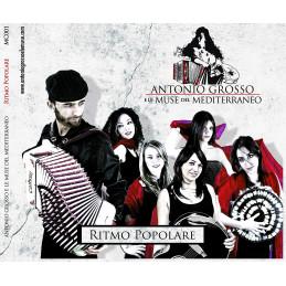 CD Ritmo Popolare: Antonio...