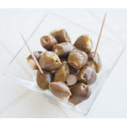Olive alle mandorle