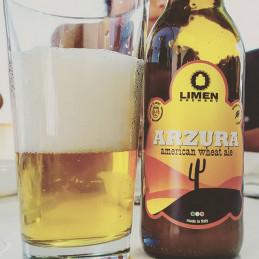 Birra Arzura American wheat...