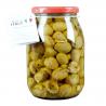Olive schiacciate calabresi in Vaso