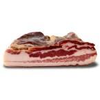Pancetta tesa di maiale senza conservanti