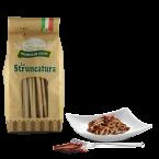Pasta stroncatura Struncatura calabrese con Grani d'Aspromonte Macinati a Pietra