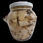 Funghi cardoncelli sottolio Calabria