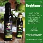 RegginOro Friberga Condimento Olio Extravergine di Oliva e Bergamotto
