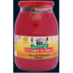 Salsa di Peperoni Piccanti