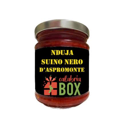 La Nduja di Suino Nero d'Aspromonte