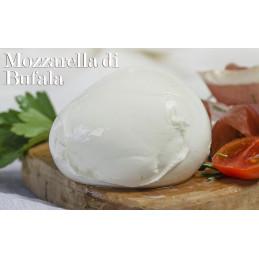Mozzarella di Bufala di...